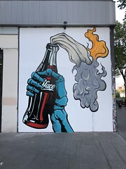 IMG_7662 (Street_art77) Tags: dface street art paris gallerie itinerance