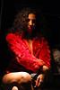 Lady in red (alestaleiro) Tags: lady red rouge vermelho dama night noche sensual sexi sexy woman mujer mulher garota girl frau retrato portrait nocturno light sensuous alestaleiro rojo