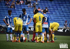 DSC_8324 (VAVEL España (www.vavel.com)) Tags: espanyol udl liga primera fútbol cornellà laspalmas rcde perico blanquiazul canarión amarillo