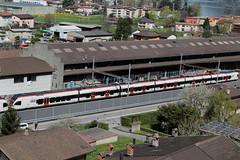18_04_16 Tessin (284) (chrchr_75) Tags: christoph hurni chriguhurni chriguhurnibluemailch chrchr april 2018 chrchr75 schweiz suisse switzerland svizzera suissa swiss albumbahnenderschweiz albumbahnenderschweiz20180106schweizer bahnen bahn eisenbahn train treno zug juna zoug trainen tog tren поезд lokomotive паровоз locomotora lok lokomotiv locomotief locomotiva locomotive railway rautatie chemin de fer ferrovia 鉄道 spoorweg железнодорожный centralstation ferroviaria