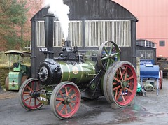 "Wallis & Steevens Gen. Purpose Engine 7008 ""Eileen"" (Terry Pinnegar Photography) Tags: beamish museum countydurham steam traction engine 7008 eileen ij3582 wallissteevens avelingbarford typegb gb1254 opt595"
