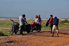 DSC_1152 (rajashekarhk) Tags: brokenbridge beauty blue beach photography hkr photoshoot preweddingshoot couple chennai colours capital nikon tamilnadu southindia sky red rajashekar fasionshoot bluesky green besantnagarbeach