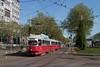 25.04.2018 Wien [AT] Wiener Linien 4536 (Gunnar Meisner) Tags: westbahnhof sgp strasenbahn wienerlinien e1 wien österreich at