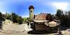 Capricho de Gaudí, vista esférica desde terraza (Carlos G. Fuentetaja) Tags: esferica spheric spherical pano360 panoramic pano panoramica 360 360x180 360view keymission360 keymission