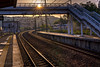 Railway in the Late Afternoon (akirat2011) Tags: japan kobe