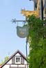 Milch Eis, Weikersheim (EJK41) Tags: weikersheim germany deutschland sign hangingsign milch eis fwagner milcheis