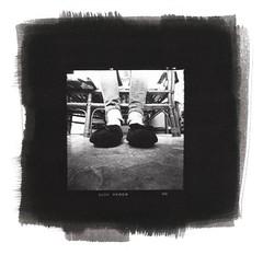 A la place des yeux d'une fourmi... (✽ Dominique CARON ✽) Tags: monochrome moyenformat mediumformat 120 6x6 film kodak ilfotechc ilford blackwhite sténopé pinhole pinholecamera noiretblanc trix400 zeroimage
