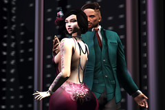 Exactly like you (Laura Blues) Tags: secondlife fashion events 7deadlys{k}ins witchocraft zurijewelry theavenue ultra dazzle truthhair nomatch horr catwa bento ikon