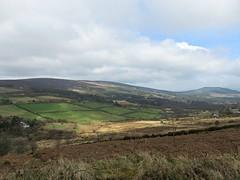 The fields of County Wicklow (debstromquist) Tags: countywicklow wicklowmountains countryside ireland spring irelandtoday landscapebeauty landscapephotography