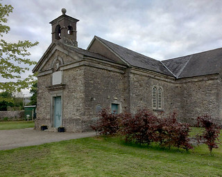Villiarstown church ~end of travelogue!