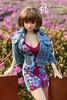 Naoko (astramaore) Tags: lacy modernist momoko spring flowers flowering bloom blooming shorthair dress jeans greeneyes cherry
