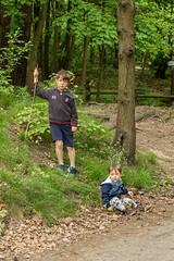 2018-05-02 Park Kultury w Powsinie n008 (durukuderuido) Tags: parkkulturywpowsinie poland polska warsaw warszawa drzewa forest las maj majówka natura nature park trees wood