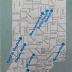 USACE Lakes in Indiana thumbnail