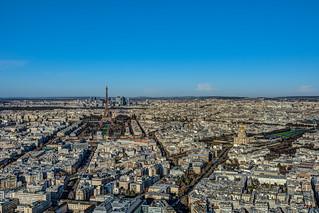 Terrasse Tour Montparnasse - Paris