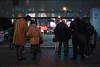 At The Lights (OzGFK) Tags: asia japan tokyo film analog 35mm cinestill cinestill800t cinestillfilm people trafficlights roppongi pedestriancrossing city cbd