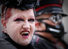 Street portrait from Sunday at the Whitby Gothic Weekend, April 2018 (Gordon.A) Tags: yorkshire whitby whitbygoths whitbygothicweekend whitbygothweekend wgw wgw2018 goth gothic vampire cosplay creative costume culture lifestyle style street festival event streetevent eventphotography amateur streetphotography streetportrait colourportrait colourstreetportrait portrait naturallight naturallightportrait digital canon eos canoneos750d sigma sigma50100mmf18dc