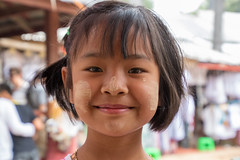 Smile from Myanmar (tivitto) Tags: asie myanmar asia birmanie myinkabar mandalayregion myanmarbirmanie mm