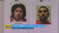 2 suspects in custody after separate homicides (dailybrian) Tags: custody homicide suspicion twinlakes