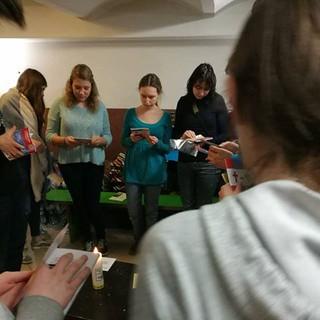 24.03.2017 – Oaza Ewangelizacji w Katowicach Podlesiu