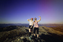 128/365: Hiking partners (Liv Annette) Tags: happy friends friendship hiking mountain vårlivarden rogaland norway norge scandinavia europe may spring scenery scene fit health 365 365project