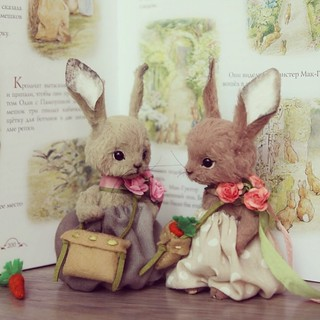 Two rabbits �� for adoption