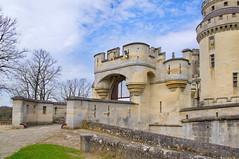Pont levis (Phil du Valois) Tags: pontlevis pont levis fort fortification château pierrefonds valois