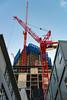 Construction (cybertect) Tags: atlas carlzeissvariosonnart2885mmf334 hoxton londonboroughofhackney londonn1 n1 shoreditch sonya7 building construction constructionsite crane towercrane