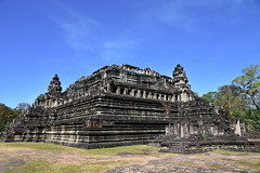 Бапхуон (Oleg Nomad) Tags: камбоджа сиемрип ангкор кхмеры храм бапхуон азия cambodia siemreap temple khmer angkor asia travel