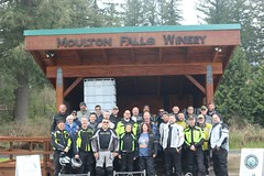 IMG_2444 (jcravens) Tags: motorcycle bikes motos offroad clinic class gravel wet grass mud bmw klr usa washington pnw