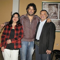 Spiritual Warriors screening in Macchu Picchu with SULPICIO and his wife in 2007 (jrintegrity924) Tags: johnroger msia jsu garcia integrity spiritual teacher israel jerusalem love light spirit god jesus