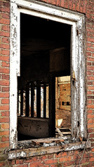 Window of the Soul (RansomedNBlood) Tags: nikond5100 hansford wv westvirginia abandoned