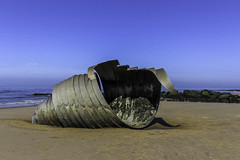 Marys Shell (Kev Walker ¦ 8 Million Views..Thank You) Tags: architecture beach canon1855mm canon700d cleveleys digitalart england fyldecoast hdr lancashire marysshell northwest platform postprocessing poultonlefylde promenade sea seaside