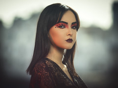 Norah (aminefassi) Tags: beauty portrait people makeup fashion mode