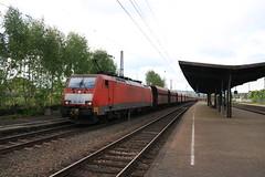 189 036 met leeg erts door Erang (vos.nathan) Tags: dbc deutsche bahn db cargo br 189 036 baureihe erang
