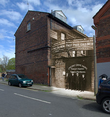 Chestnut Grove, Wavertree, 1900s in 2018 (Keithjones84) Tags: liverpool oldliverpool thenandnow rephotography cowkeeper dairy