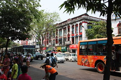 Yangon (mbphillips) Tags: myanmar မြန်မာ ရန်ကုန် mbphillips architecture 건축학 arquitectura 建筑学 建築學 geotagged photojournalism photojournalist 양곤 rangoon 仰光 travel 缅甸 緬甸 미얀마 ミャンマー ヤンゴン 캐논 canoneos450d canoneosrebelxsi canoneoskissx2 canon canon450d sigma18200mmf3563 sigma yangon