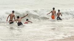 Seaside-4.jpg (Karl Becker Photography) Tags: india odisha gopalpur nikon seaside ocean boy youngman man male shirtless speedo swimming sport