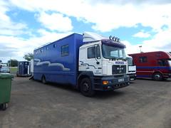 FHZ 5991 - Smyth Sport Horses Victoria Bridge County Tyrone (Jonny1312) Tags: lorry truck horesbox manhorsebox ballymena midantrimhorseshow