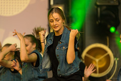 Streetdance girls. (Alex-de-Haas) Tags: oogvoornoordholland 70200mm cam cool coolplein coolpleinfestival cultureleamateurmanifestatie d5 dutch gottamove heerhugowaard holland nederland nederlands netherlands nikkor nikon noordholland amateur art autumn child children culture cultuur dance dancer dancers dancing dans dansen danseres danseressen dansers entertaining entertainment evenement event female festival fun girl girls herfst indiansummer kid kids kind kinderen kunst meisje meisjes najaar nazomer optreden performance plezier presentatie presentation show showbiz streetdance