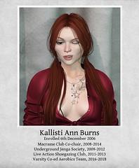 Kalli's Yearbook Photo (Kallisti Burns) Tags: secondlife snapshot yearbook entry challenge meme resident personal profile kallistiburns selfie