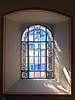 Gegenlicht / Backlight (schreibtnix on 'n off) Tags: deutschland germany eifel frauenkron kapelle chapel fenster window schatten shadow gegenlicht backlight olympuse5 schreibtnix