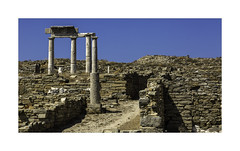 4085b  The Magic of Delos (foxxyg2) Tags: antiquity mythology greece greekislands islandhopping islandlife cyclades aegean