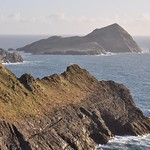 Puffin Island from the Iveragh Peninsula, County Kerry thumbnail