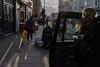 (Nikos Tsitsel) Tags: london england streetphotography sonyalpha7ii tsitsel woman taxi paddington sunlight door shadows sunbeams