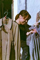 (getawaywjas) Tags: hongkong film newterritories clothes