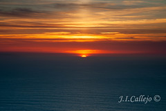 ic-1804167085.jpg (Iñaki Callejo EA2EA) Tags: seascape sunset sun orange atardecer sol sea jaizkibel