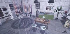 Country kitchen (Astoria Branwen-Knot // Hard Knot) Tags: unkindness 6republic spargelshine buildersbox thor fameshed floorplan c88 sarisari decocrate merak crate soy whatnext applefall balaclava pm