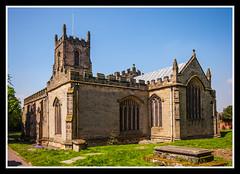 St Helens SE (veggiesosage) Tags: ashbydelazouch leicestershire aficionados gx20 grade1listed church sthelens