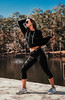 Pre-Workout (Stunnaful-Photography) Tags: stunnafulphotos stunnafulphotography art fashion workout athletic woman model modeling outdoors forest trees portrait people nike