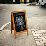 Sign: A Deli Coffee is the Best Coffee!! thumbnail